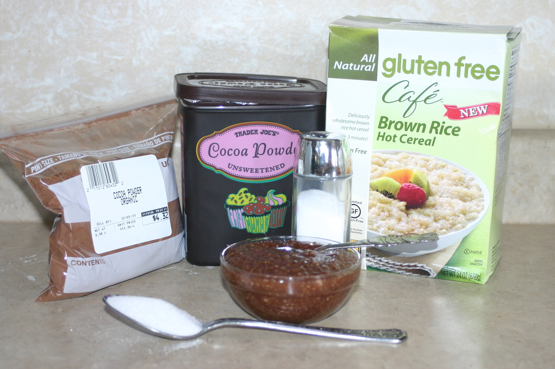 Gluten Free Chocolate Maltomeal: Breakfast Recipe
