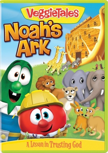 Veggie Tales: Noah's Ark, movie review