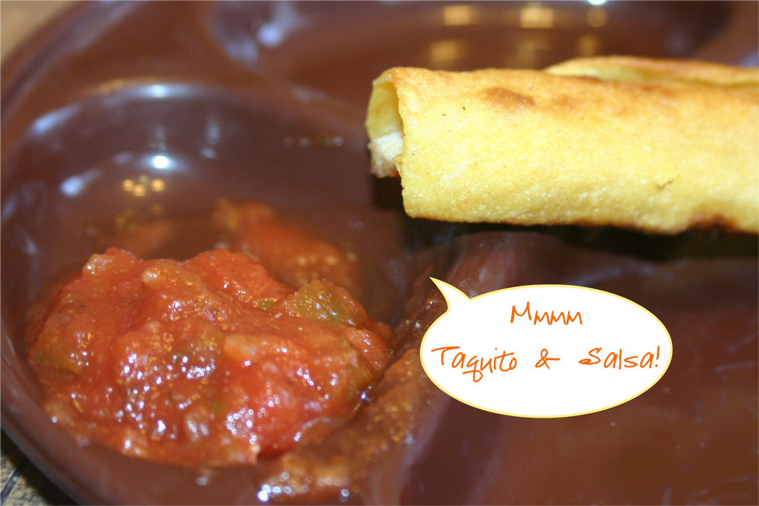 Homemade Taquitos: Gluten, Dairy, Egg Free Snack Recipe