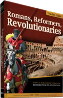 Grading Romans, Reformers & Revolutionaries Maps & Mapping Free Checklist/Rubric