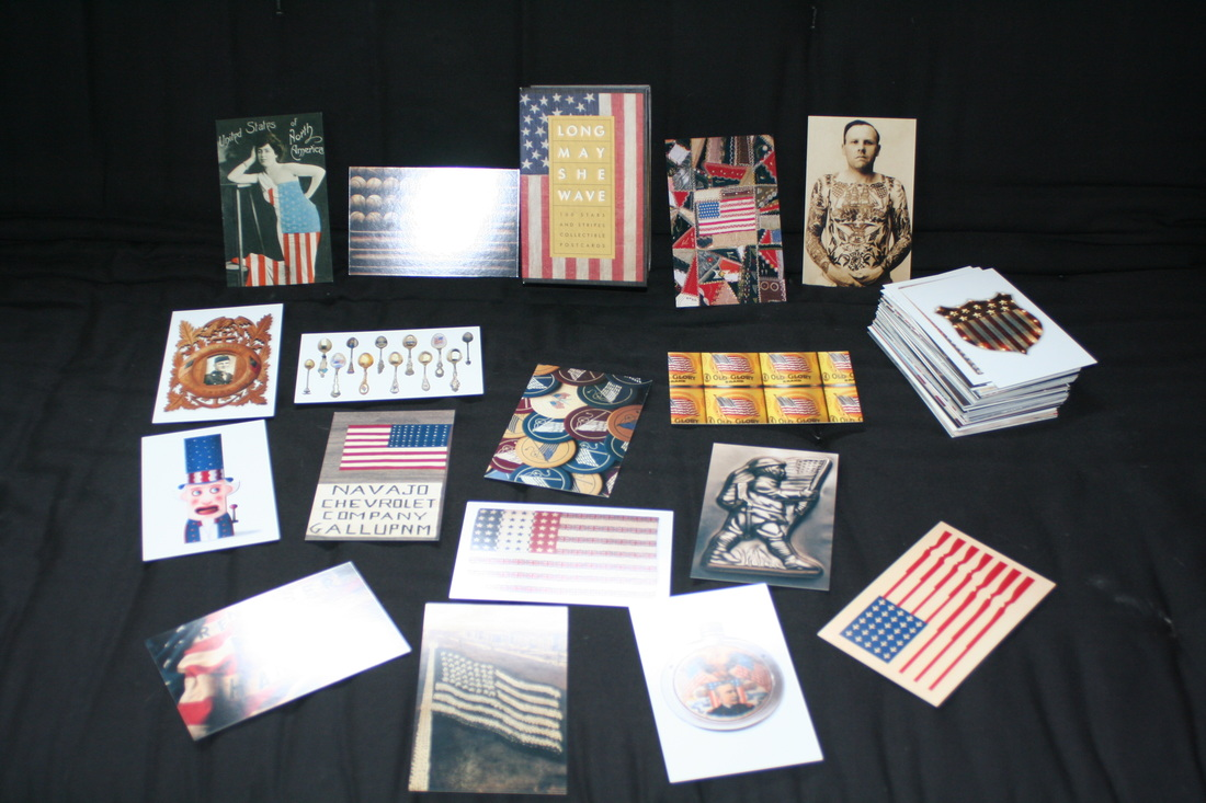 Long May She Wave: 100 Stars and Stripes Collectible Postcards: Review