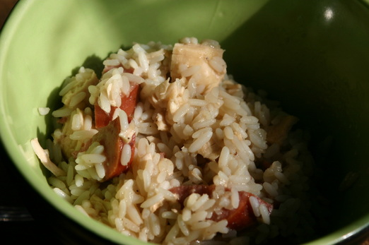 Chicken Bog- Gluten, Dairy, Egg Free Meal Recipe