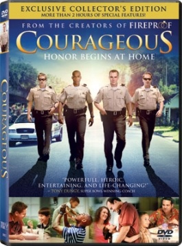 Courageous DVD: Movie Review